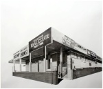 realestate.com.au, 2010 - Charcoal on paper 140 X 145cm