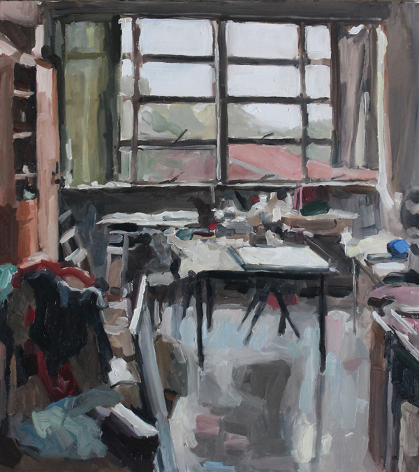 Milne_Ahn and Anne's Studio