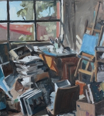 Milne_The Seven Painter's Studio